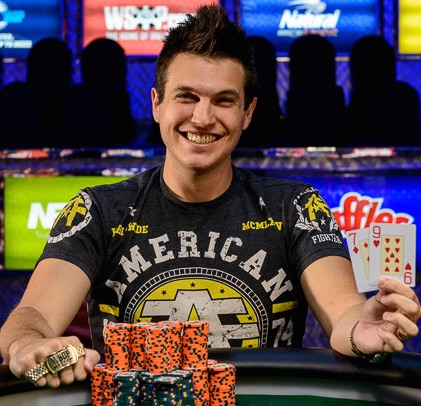 Doug Polk at the WSOP